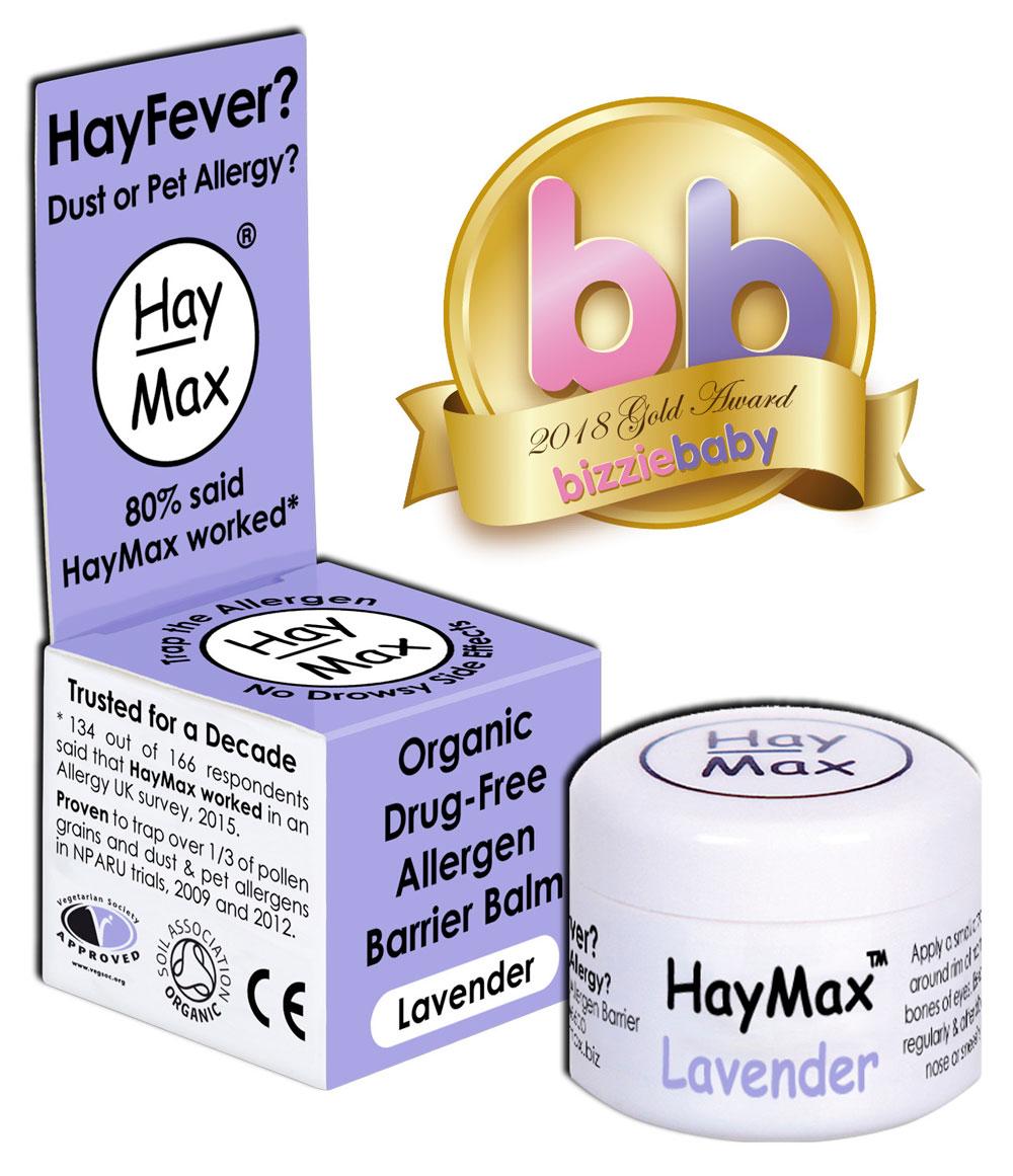 HayMax Organic Pollen Barrier Balm